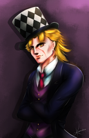 Speedwagon Commission by PuniNeko-Chan