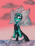 Collab-Let's stay on this miserable planet... by xx-Chanour