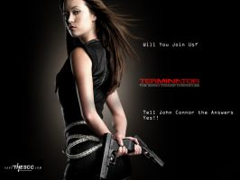 Save  Sarah Connor Chronicles by Herbie91