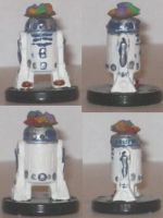 R2-D2, Legacy Fruit Hat by SkullSlyce
