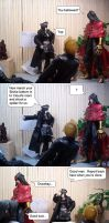 The Mission, page 1 by SeanMonster