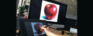 13HD Cintiq Unpacking and First Impressions by ConceptCookie