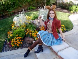 Mad as a March Hare 6 by jezzy