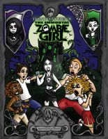 Zombie Girl Cover by Gummibearboy