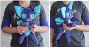 Spinel Sun plushie kiriban prize for Madzacar!! by scilk