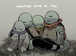 everything's gonna be okay by beniiro