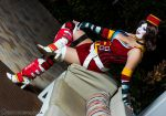 Moon Moxxi - Let's take a ride to the moon! by HoodedWoman