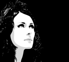 Sharon Den Adel in Frozen by chrono-strife