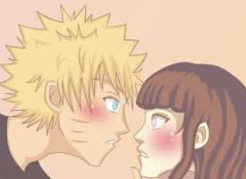 Naruto and Hinata- Awareness by Beastwithaddittude