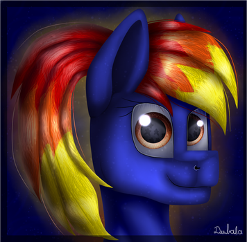 Headshot for lovelifelikelili by Dubala
