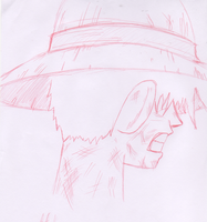 Luffy Art - One Piece by Linkhare