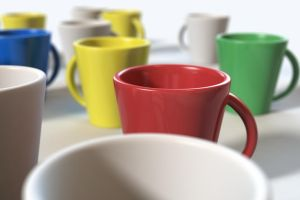 Cups by fram1963