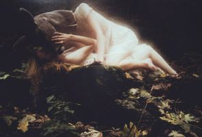 It is a fairy tale I recall when.. by laura-makabresku