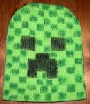 Creeper Hat by MischievousPooka
