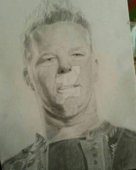 James Hetfield by TwilightPrincess88