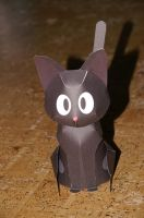 Jiji Papercraft by Dornogol