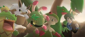 ORAS! We're ready! by All0412