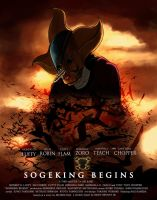 Sogeking movie poster version by RickyBryantJr