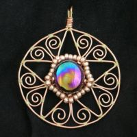 Wiccan Wire by nativeart