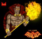 Daimon Hellstrom - The Son of Satan by wondermanrules