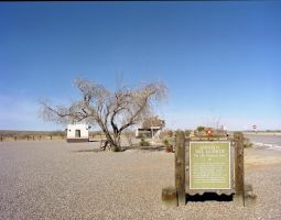 Rest Stop del Muerto by Cadha13