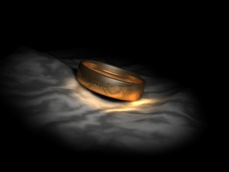 The One Ring by Carnivac