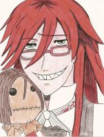 Grell S. by LelouchVladmont