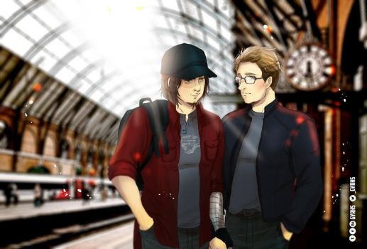 Stucky in London by GYRHS