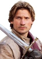 Jaime Lannister by TheRaRaRabbit