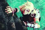 Cloud Strife ~ Lifestream by GoddessOfValhalla