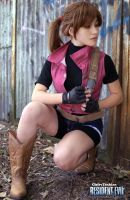 Claire Redfield - Gotta be careful by RedfieldClaire