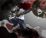 Afro Samurai by 12thlord