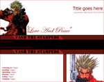 Trigun Journal Skin by Jucchan