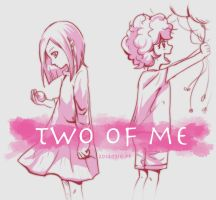 Two of me by paula2836
