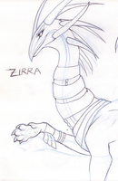 Zirra by aacrell
