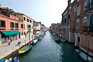 VENICE CANAL by CorazondeDios