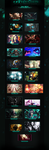 GFXR Public Tagwall for July 2014 by KellyGFX