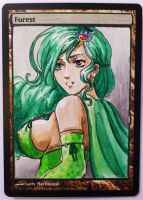Rydia Forest by BGaltered