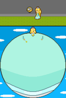Rosalina Inflated by DustinWD