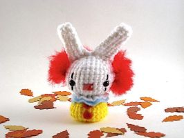 Pennywise the Moon Bun by MoonYen