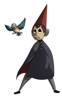 Over The Garden Wall The Beast By Devicon On Deviantart