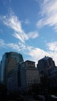 BrooklynSkyScape by surrealsol