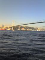 Istanbul Bosphorus Bridge by LittleTesla