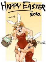 Happy Easter 2010 by archvermin