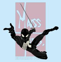 Black Spidey by Maiss-Thro