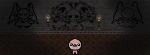 The Binding of Isaac Facebook Timeline by DremoraValkynaz