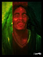 Tuff Gong by aMorle