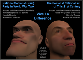 Vive La Difference by Sum1Good