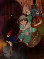 over the garden wall by EwEd96