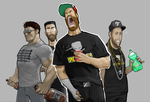 Epic Meal Time by joverine